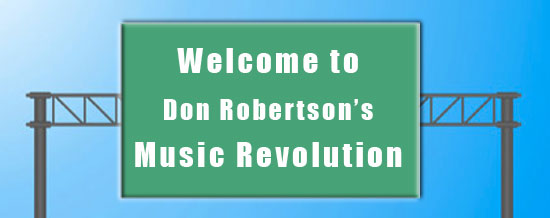 Don Robertson's Music Revolution